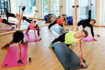 Csoportos edzések / Az edzést nem muszáj az egyik rossz dolognak tartani a napi teendők között. Próbálj ki valami csoportos sportot, és használd ki a közösség erejét, így sokkal többet ki tudsz hozni magadból, ráadásul könnyedebben!