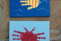 Hånd og fingeravtrykk