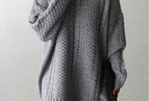 Big jumper! / Love a good big jumper in cold weather!