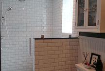 maison (lit/cuisine/salle de bain)