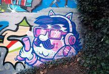 Streetart Character