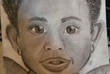 mina teckningar