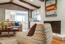SHOP THE LOOK | #PRESETONHOLLOWBUNGALOW LIVING ROOM / Shop the look of Pulp Design Studios' project: Preston Hollow Bungalow Living Room / by Pulp Design Studios