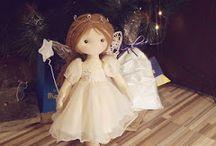 sasha cloth doll