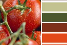 Color Inspiration / Color Swatches I Love