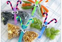 School lunches and snack ideas