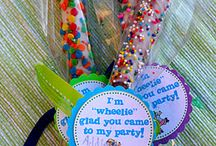 Party ideas / by Molly Stovall