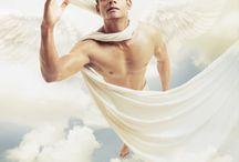 Leta Blake, Angel Undone / Gay Erotic Romance. Paranormal/UF. Religion. Angels. Humans.