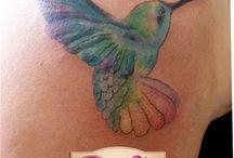 Babalu Tattoo / Tatuagens feitas por mim