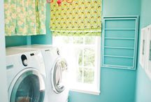 Laundry Room / by Melissa @ Living Beautifully