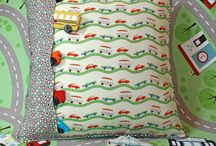 Riley Blake's Wheels 2 Car Themed Fabric Collection