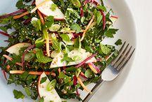 Salad / by Ginny