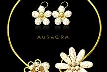 Auraora Brand  / Power of Aura on Your Accessories.