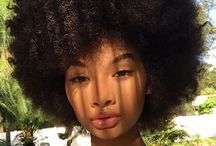 Coupe afro