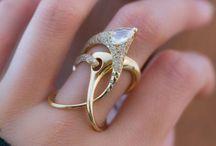 Jewelry (Rings several gemstones)
