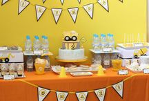 For Coopers 2nd Birthday / by Candice Smith