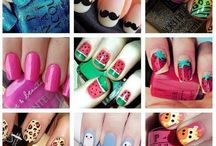 The Beauty of Nail Art / Designed for nail lovers around the world, appreciating the beauty of art.
