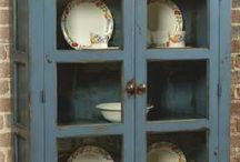 Pie Safes & Jelly Cupboards