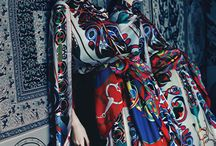 asian-inspired editorials