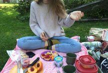 photo idea for picnic