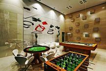 Salas de Jogos