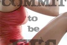 Workout Inspiration  / by Shyane Jones