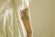 TATTOO: Forearms