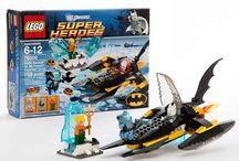 LEGO Super Heroes Theme