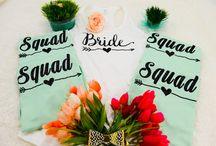 Bridemaid shirts / Bachelorette Party shirts, Bridesmaids shirts, bridal shirts tank top, feyonce shirts