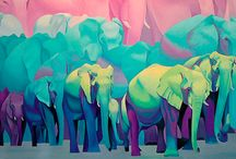 Beautiful creatures  / by Melissa von Euw