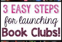 School - Book Clubs