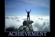 Need for Achievement / The intense desire to attain excellence and accomplish challenging goals, found in athletes like Tiger Woods.
