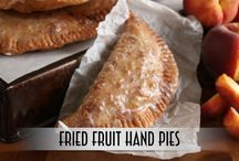 Fried Fruit Hand Pies