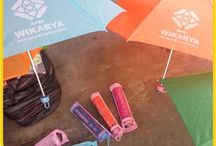 sablon payung