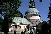 Round churches