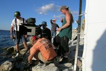 Behind the scenes #2 / Movie set Jan Rydqvist