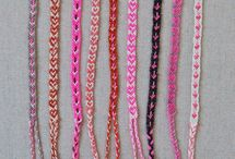 Beads, knots, stones and more