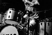 The Greats / Intriguing, inspirational and notable drummers throughout the ages.