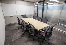Meeting Rooms / Meeting Rooms provided by DIRTT