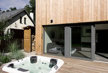 Dřevené fasády / terasy