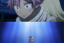 NaLu MOMENTS IN FAIRYTAIL<3