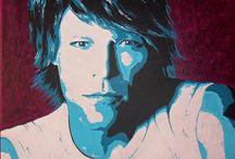 Bon Jovi / by Tammie Stagner Nalder