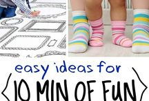 Funny activities with kids