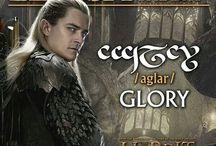 LOTR/HOBBIT-Elvish