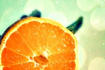 Orange Juice / Orange you glad I didn't say banana? / by Luscious Natha