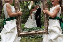 Weddings / fun and unique ideas for incorporating picture frames into your wedding reception and ceremony!  / by Frame USA