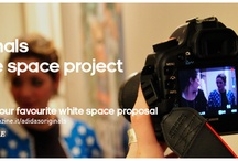 Originals White Space Project / What would you do if you had a white space to fill up with your ideas and creativity where you could produce an experience to share with other people?