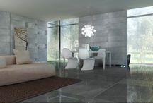 Living room / Living room images created with DomuS3D, the leading software for interior design using real ceramic tiles, covering materials and sanitary ware coming from the most important Manufacturers in the world