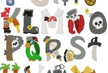 stickers e grafia