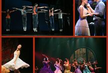 West Side Story ! / West Side Story is the award winning adaptation of the classic romantic tragedy, Romeo and Juliette set on the 1950s streets of New York